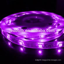 purple color bendable led strip 5050 led strip light wholesale light