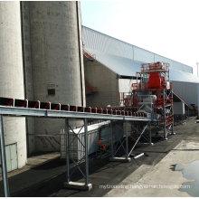 Rubber Belt Conveyor for Power Plant