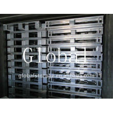 Four-way heavy duty Aluminum Pallet