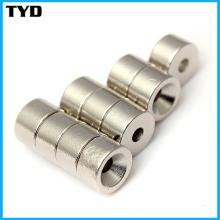 Permanent Strong Standard Neodymium Motor Magnet Grade N42
