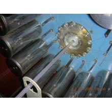 PVC Fiber Reinforced Hose Extrusion Line/Braiding Hose Extrusion Line
