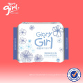Wholesale herbal anion sanitary pad for women from china