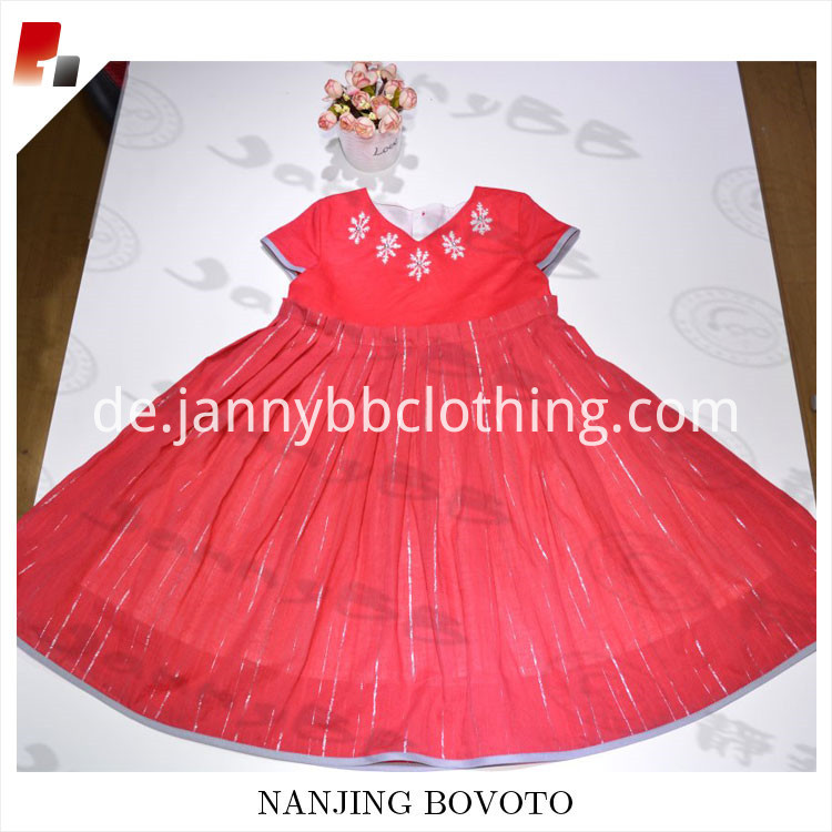 red christmas dress02