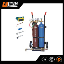 Complete Gas Welding & Cutting Kit inc Trolley