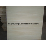 Paulownia Edge Glued Board / Paulownia Panel (QF-01)