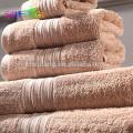 Directe d'usine en gros de haute qualité 100% serviette de bain en coton
