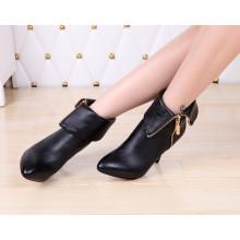 Botas de mujer zapatos de moda (Hcy02-1403)