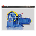 Top grade professional ac2 vvvf geared traction machine