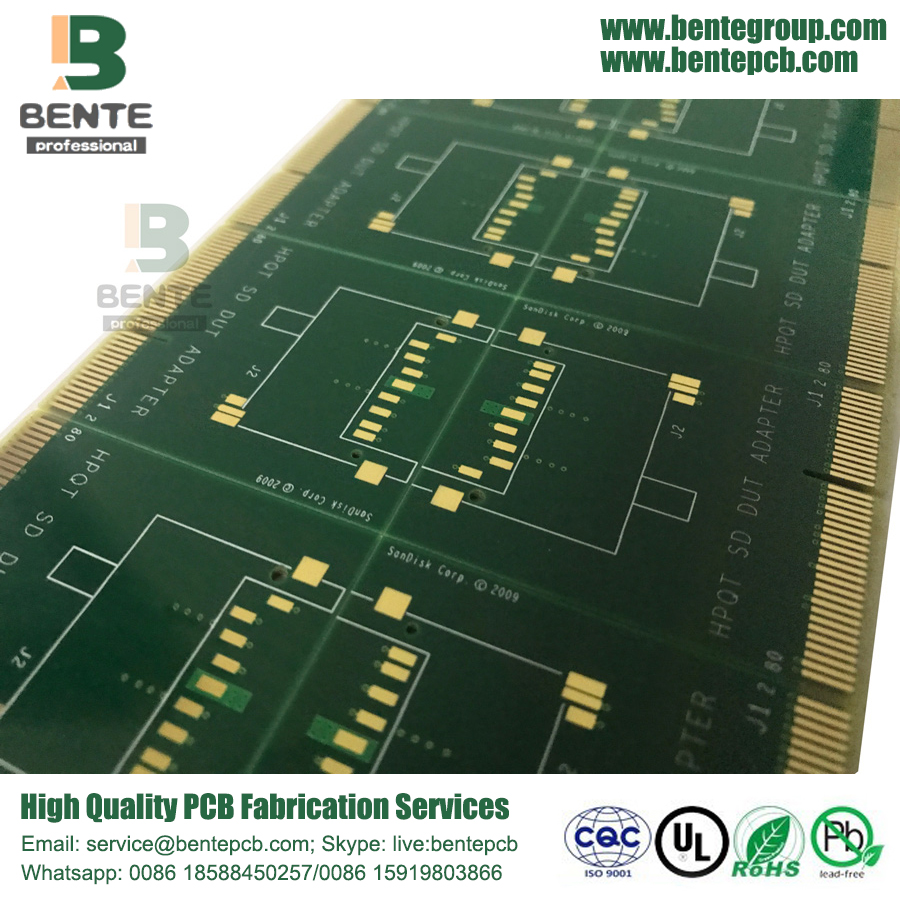 Multilayer PCB for Electronic PCB from PCB Fabrication