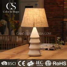 Vintage ahorro de energía lámpara de mesa para la decoración del hotel en casa