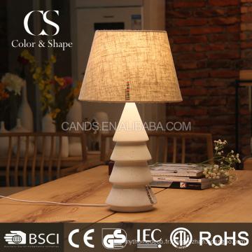 Lampe de table économie d'énergie vintage pour la décoration d'hôtel à la maison
