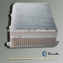 Qualified electrocar cooling 380 aluminium dies castings