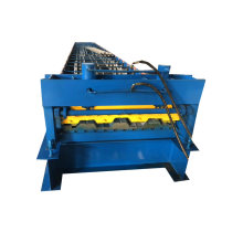 Automatik Metal Floor Deck Cold Roll Forming Machine