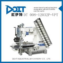 DT 008-12032P / VPT 12 máquina de costura com várias agulhas
