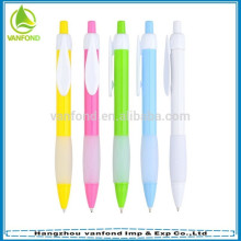 Hot Selling cheap promotional chromatic pen with big clip