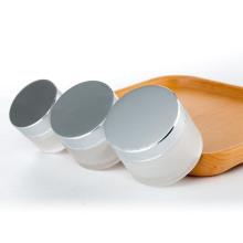 Crème Pot Cosmétique avec Couvercle en Aluminium (NBG19)