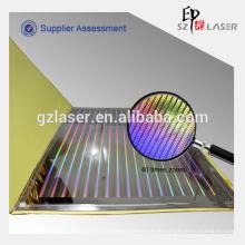 2d / 3d Hologramm Meisterform für geprägte Säule des Lichtfilms