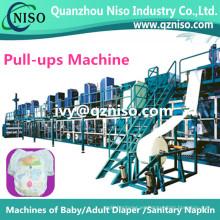 Fabricación completamente automática de la máquina de Pull-UPS de alta velocidad de China (LLK500-SV)