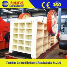 PE600 * 900 Bergbau Hauptausrüstung Steinbrecher Backenbrecher