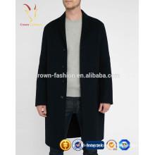 Casaco de lã de inverno para homens