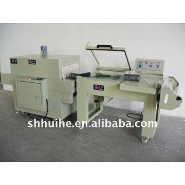 Machine d'étanchéité thermique et d'emballage rétrécissable