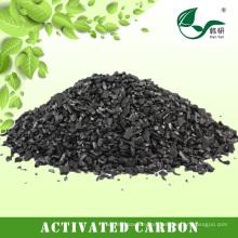 10X20mesh carbón bituminoso a base de purificación de agua de carbón activado granular