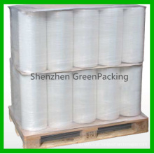 Película de estiramento quente do LLDPE da venda 100%