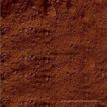 Оксид железа коричневый Uz610 для окраски и покрытия, кирпичи, плитки, бетон и т. Д.