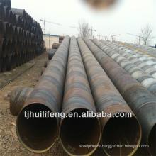 API5L X42 X46 X52 X60 X70 spiral steel pipe