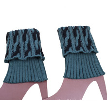 Women′s Acrylic Leg Warmers (TA308)