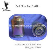 TCM Spin-on Filtre à carburant 20801-02141