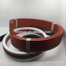 Rubber Fabric V Shape packing Seal NBR Viton fkm Teflon vee -packing Combination seals Ring set
