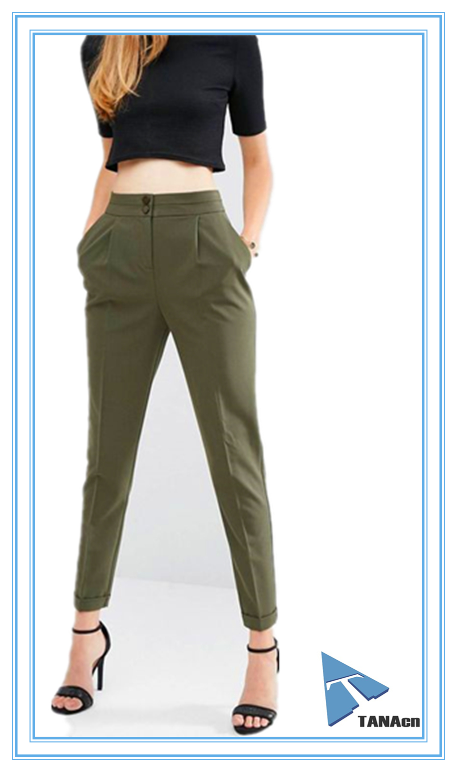 Casual Pants For Women 2