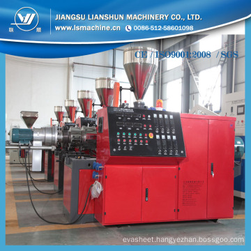 CE/ISO/SGS Jiangsu Good Quality Plastic Twin Screw Extruder
