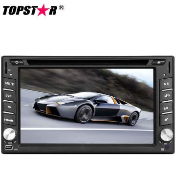 6.2inch doble DIN 2DIN coche reproductor de DVD con el sistema Android Ts-2011-1