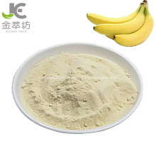 Prix de gros poudre de banane lyophilisée