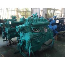 12-цилиндровый дизельный двигатель. Шанхай дизельный двигатель / Дунфэн