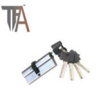 Cilindro de fecho aberto de dois lados TF 8018