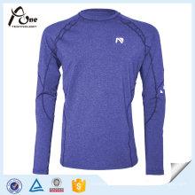 Diseño de marca Caminar Camisas Ropa deportiva Hombres