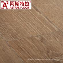 Промытый дуб AC3 HDF Древесный ламинированный паркет / (AS3503-9)