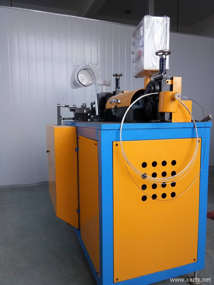 steel needle machine for fiber optic sleeves