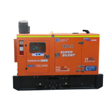 30kva 3 phase super silent small portable diesel generator