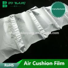 película de almohadilla de aire material de llenado a prueba de choques