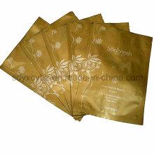 China Supplier and Food Grade 3-Side Sealing Flat Packaging Bag/Vacuum Bag