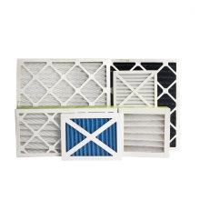 Cardboard Frame Pleated Merv8 Merv11 Merv13 G4 AC Furnace Filter for HVAC Filter
