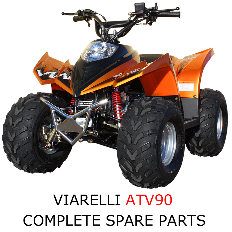 Viarelli ATV 90cc Part