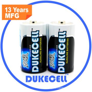 Lr20 D Size Battery