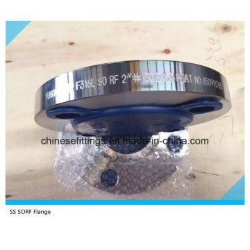 ASTM Forged Sorf Brida de acero inoxidable