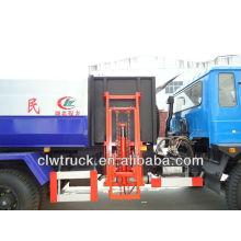 Dongfeng 12m3 camión de basura colgante