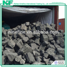 High fixed carbon sizes 120mm-200mm foundry coke